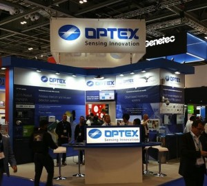 The Optex Group at IFSEC
