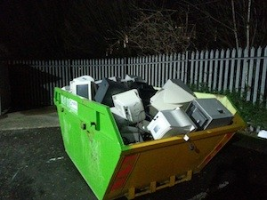 Recycling at Farsight