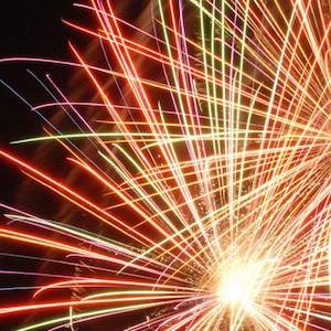 Congratulations - Fireworks