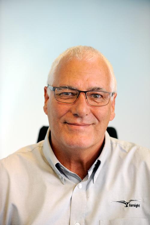 Rod Bosworth - CCTV operator at Farsight