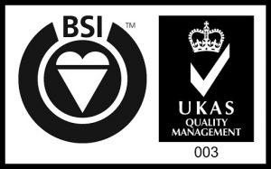 BSI Accredited