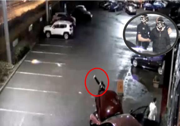 car theft surge