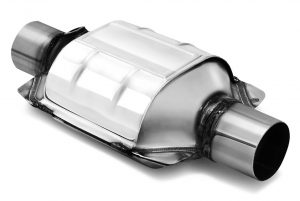 catalytic convertor thefts