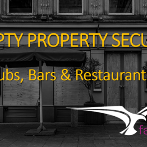 EMPTY PROPERTY SECURITY