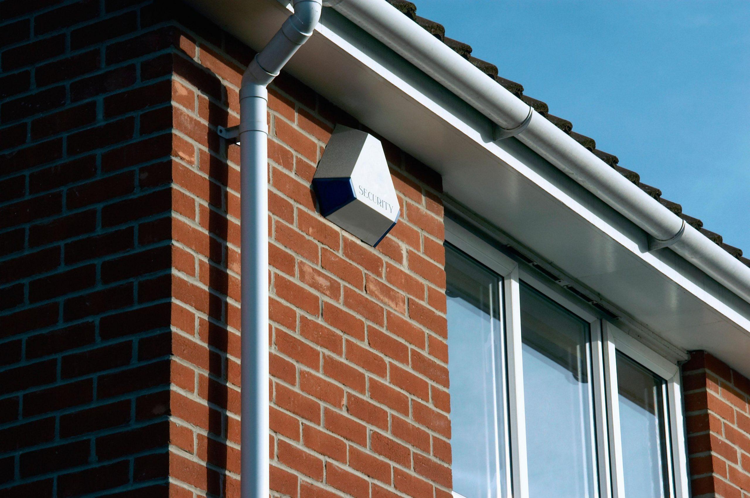 burglar alarm monitoring