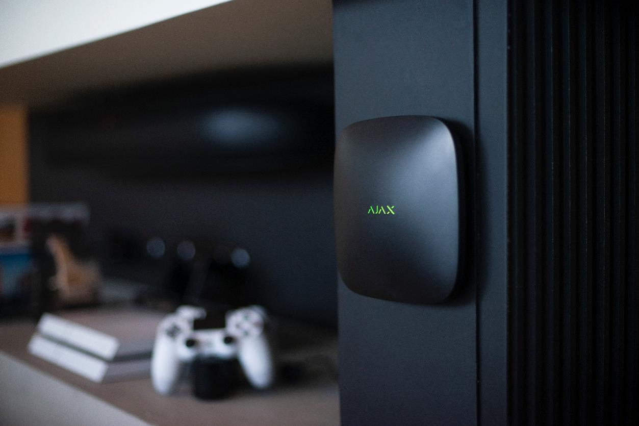 Ajax Alarm System Hub