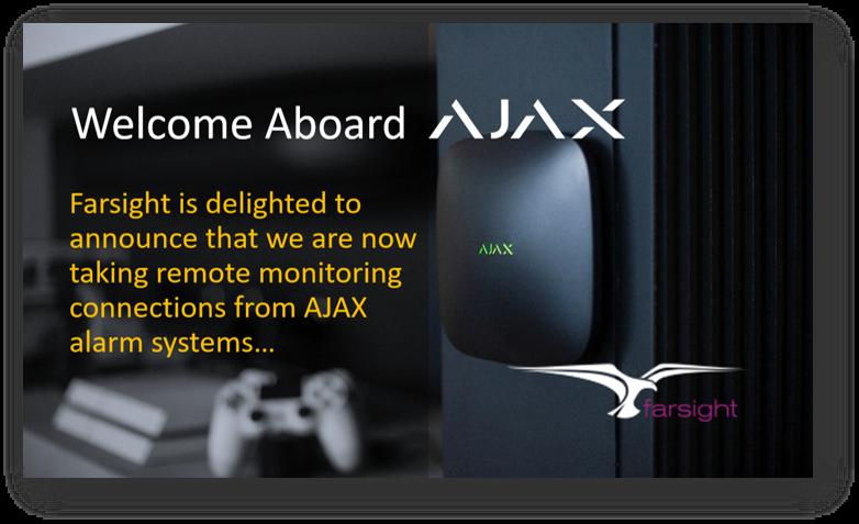 Ajax Alarm Systems Farsight