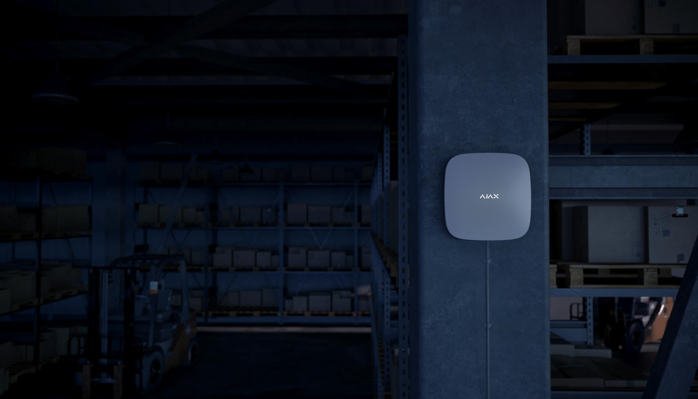 Ajax Alarm system hub 2 plus