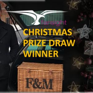 Farsight Christmas prize draw