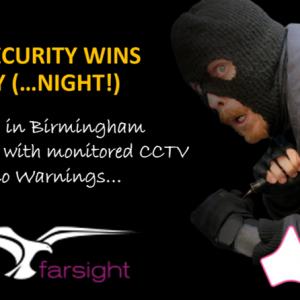 CCTV in Birmingham