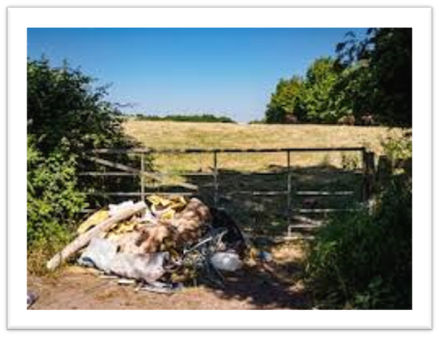 Fly Tipping on Farms