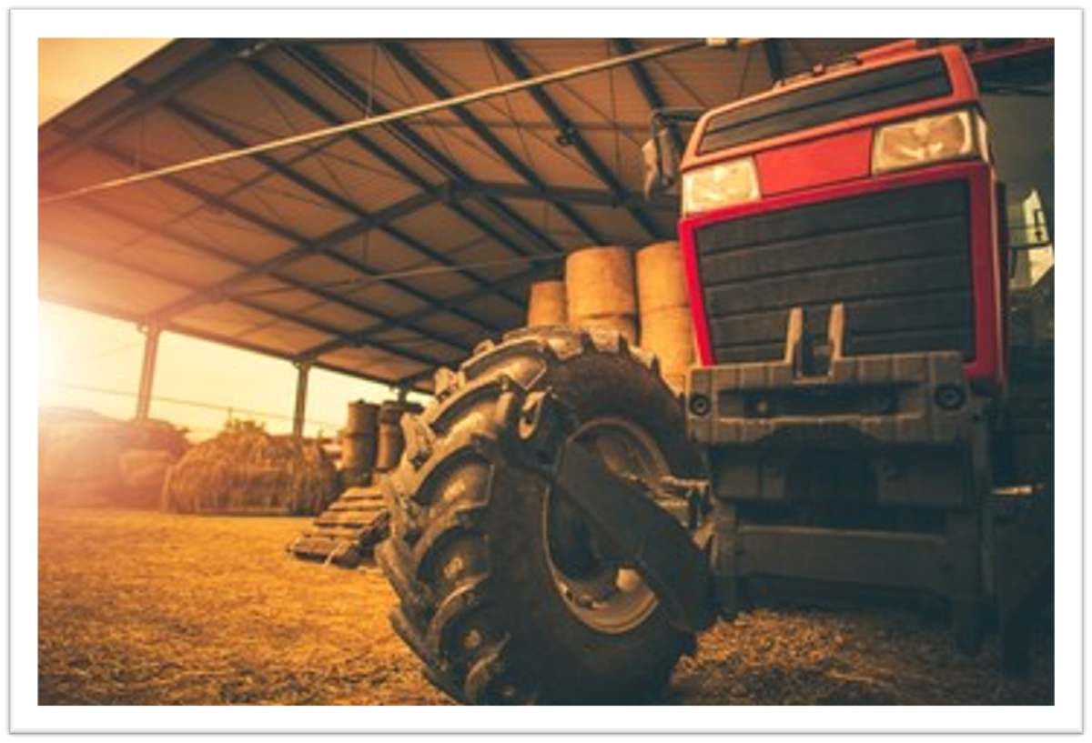 agricultural vehicle thefts