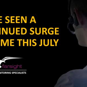 Crime Surge July