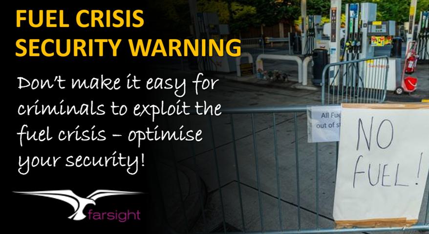 fuel crisis security